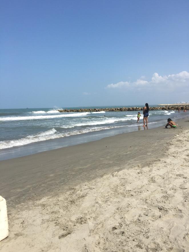 Cartagena Beach